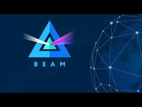 Майнинг Beam с Hive OS. Биржа hotbit.io