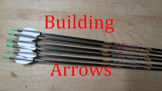 How To Build A Black Eagle X Impact Arrow