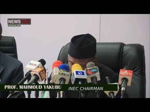 INEC VOWS TO IMPROVE ELECTORAL PROCESS AS KOGI AND BAYELSA GOVERNORSHIP ELECTIONS DRAWS NEAR