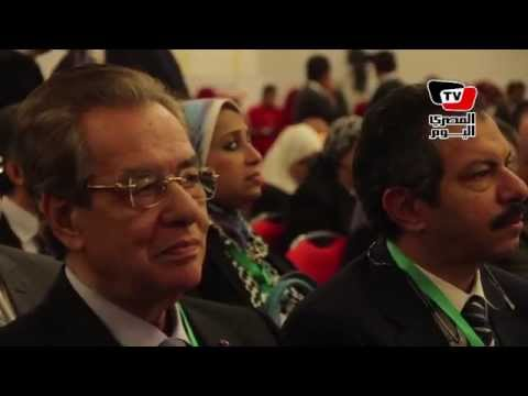 الوزراء والنخب السياسية والإعلاميون يصلون مؤتمر «أخبار اليوم الإقتصادي»
