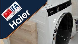 IFA 2018 - Haier home appliances