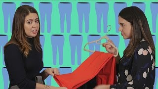 Can You Wear Leggings To Work?: A Fashion Expert Weighs In | Wardrobe Episode 1.2 | CNBC Make It.