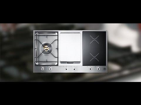 Bertazzoni Segmented Cooktops PM36