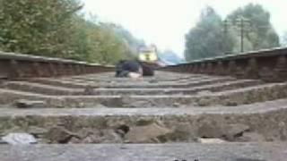 Deathwish Under A Train