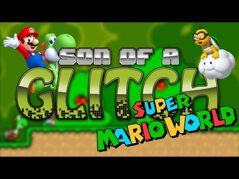 An Amazing Glitch That Makes Super Mario World Way Easier