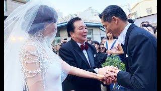 林志玲大婚處處要顧及父親,億萬富豪林繁男為何肯定這個日本女婿?
