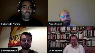 Picconate, con Guido Vitiello e Davide Piacenza