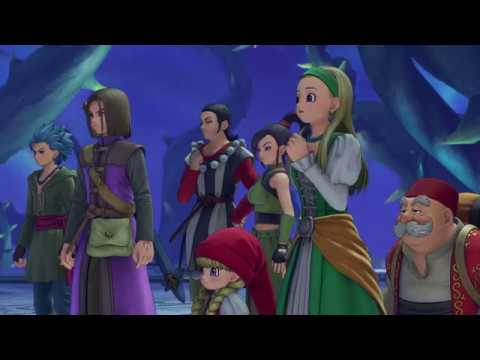 RPG Fans - Dragon Quest XI - Meet the Cast of Characters Trailer