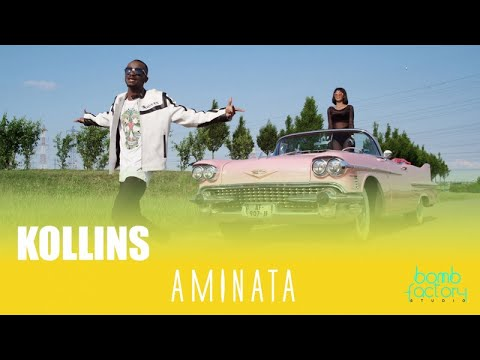 KOLLINS - AMINATA (Clip Officiel)