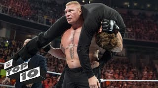 Infamous Superstar suspensions: WWE Top 10, Feb. 18, 2019