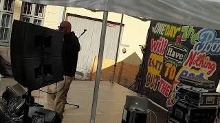 Paleface Laulu Sisällissodasta Live 22.8.2019 Diakonissalaitoksen Korttelijuhlissa
