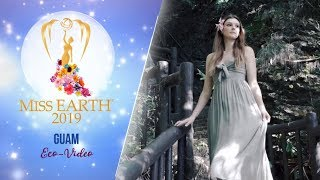 Cydney Shey Folsom Miss Earth Guam 2019 Eco Video