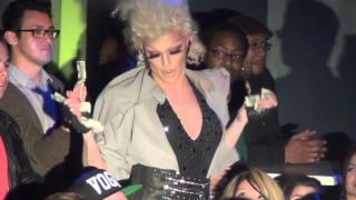 """Morgan McMichaels: """"Right Here's The Spot""""!"""