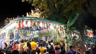 Kampung Baru Temple Air Itam Penang Fire Walking Ceremony 2017