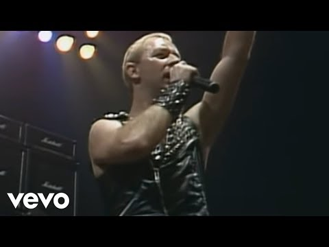 Judas Priest - Desert Plains (Live Vengeance '82) online metal music video by JUDAS PRIEST