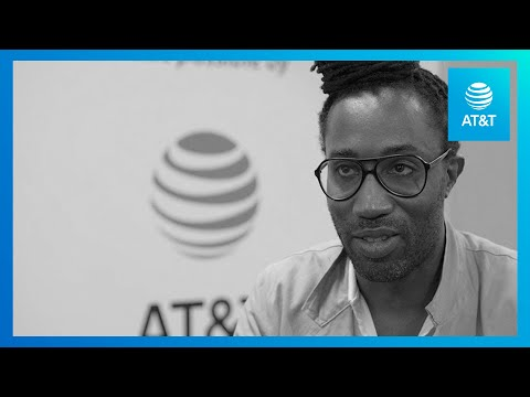 AT&T Reimagines the Next Generation of Story Tellers-YoutubeVideoText