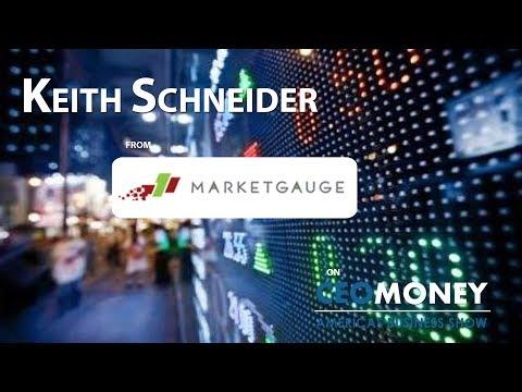 Keith Schneider from Marketgauge on the key factors destabilizing the US Markets