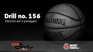 """<p style=""""text-align: justify;"""">Basketball Drills: esercizio n. 156 -- Il passaggio</p>"""