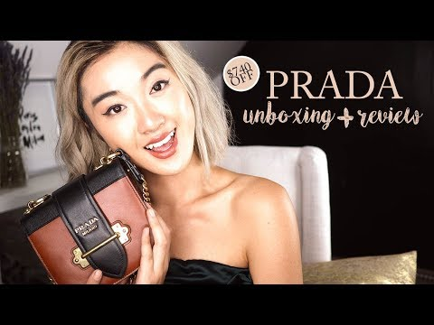 NEW PRADA UNBOXING: Review + How I Got $750 Off