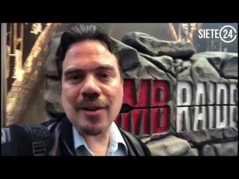 Semáforo cinematográfico: Tomb Raider