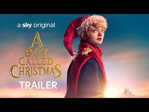 A Boy Called Christmas Trailer