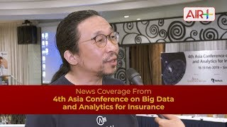 Big data and analytics trends in the insurance industry - Neal Liu