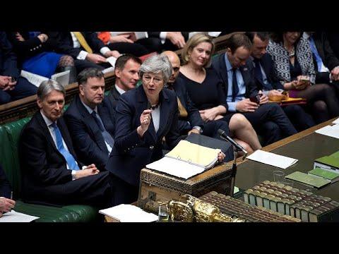 Brexit:Τρίτο όχι σε ψηφοφορία που προκαλεί η Τερέζα Μέι