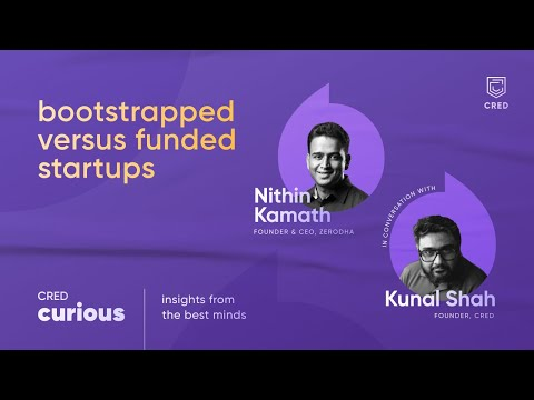 CRED curious: Nithin Kamath in conversation with Kunal Shah