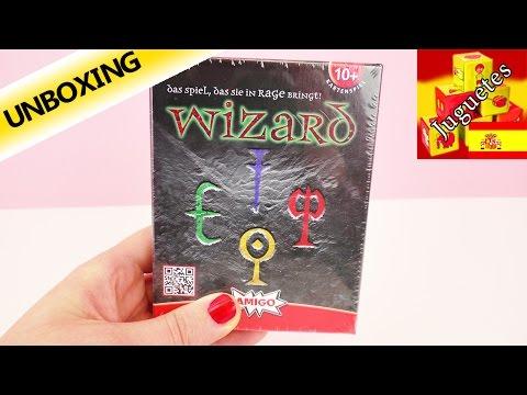 Juego de cartas Wizard | Amigo