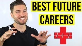 Best Jobs For The Future (2021 & Beyond)