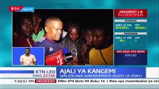 Watu watatu wausika katika ajali mbaya walipokuwa wakitoroka polisi