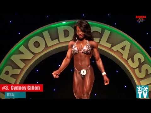 Arnold Classic Australia 2016 pro-figure