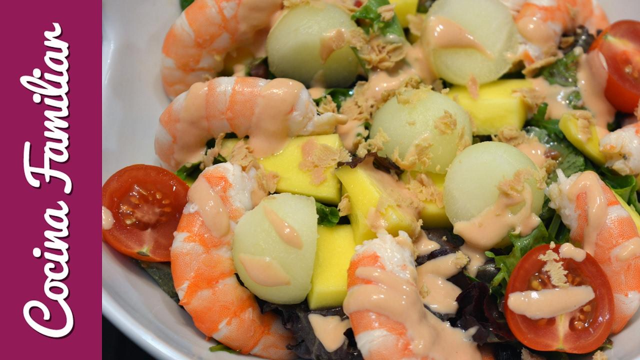 Ensalada completa al gusto del chef | Javier Romero Cap.6 Temporada 1