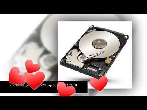 Top 10 Best Internal Hard Drives for Laptop or PC