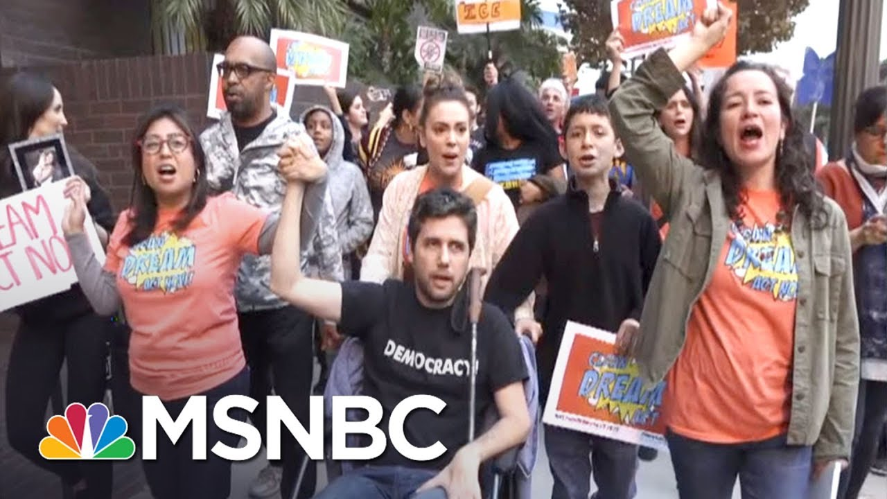 "Justice Department Asks SCOTUS To Hear ""DREAMERS"" Case 