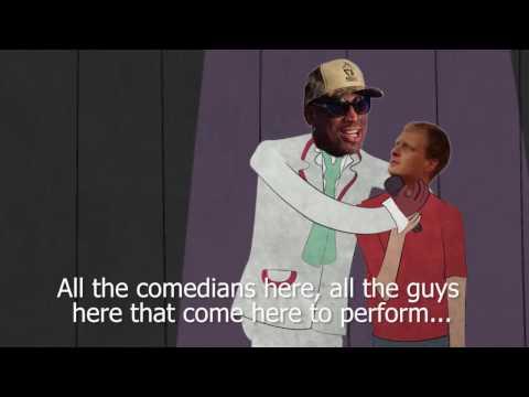 Dennis Rodman VS Comedian John Hastings