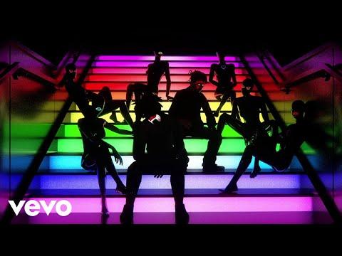 StaySolidRocky, Lil Uzi Vert – Party Girl (Remix – Official Visualizer)