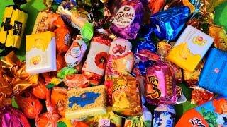 Баян Сулу Костанай конфеты