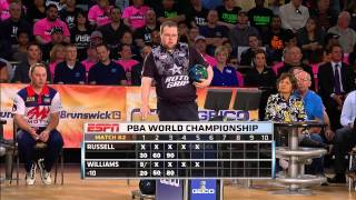 2014 PBA World Championship Finals (WSOB VI)