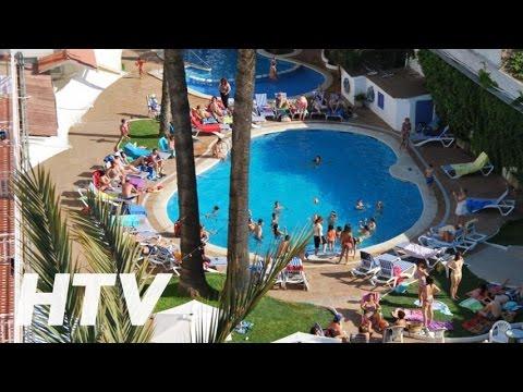 Hotel Apartamentos Solimar en Calafell