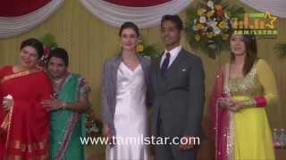 Anupama Subramanian Son Wedding Reception