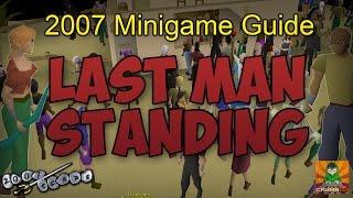 Runescape 2007 Last Man Standing Guide