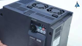 Преобразователь частоты Mitsubishi FR-D740-120-EC от компании ПКФ «Электромотор» - видео