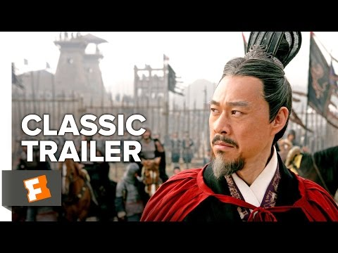 Red Cliff (2008) Official Trailer #1 - John Woo Movie HD