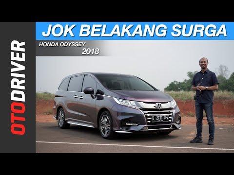 Honda Odyssey 2018 Review Indonesia | OtoDriver