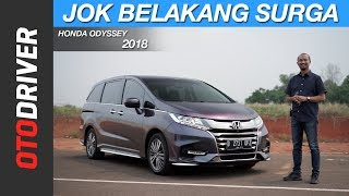 Honda Odyssey 2018 Review Indonesia   OtoDriver