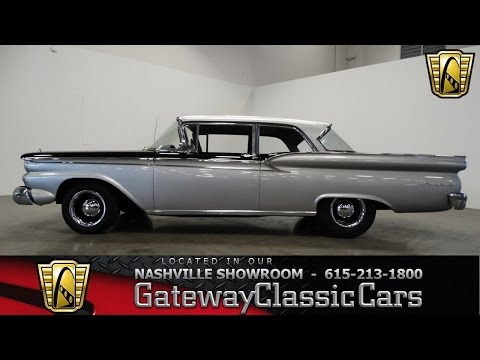 Video of '59 Fairlane - KDLK
