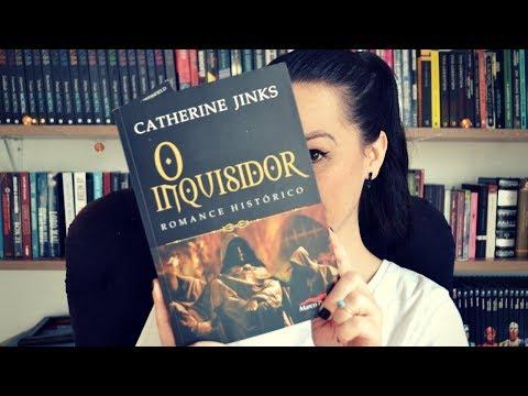 [Eu li] O inquisidor, Catherine Jinks