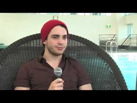 Taylor York from Paramore interviewed on Take40 Australia