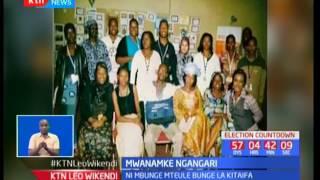 Mwanamke Ngangari: Zulekha Juma ni mbunge mteule katika bunge la kitaifa